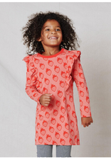 Tea Ruffle Dress, Fresa Fields