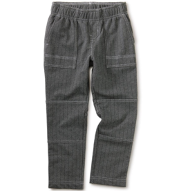 Tea Printed Printed Playwear Pants, Grey Zone