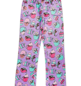 Candy Pink Hot Chocolate Pants