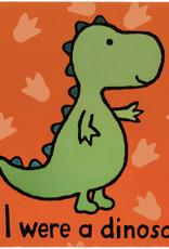 Jellycat If I Were a Dinosaur board book