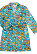 Candy Junk Food Robe