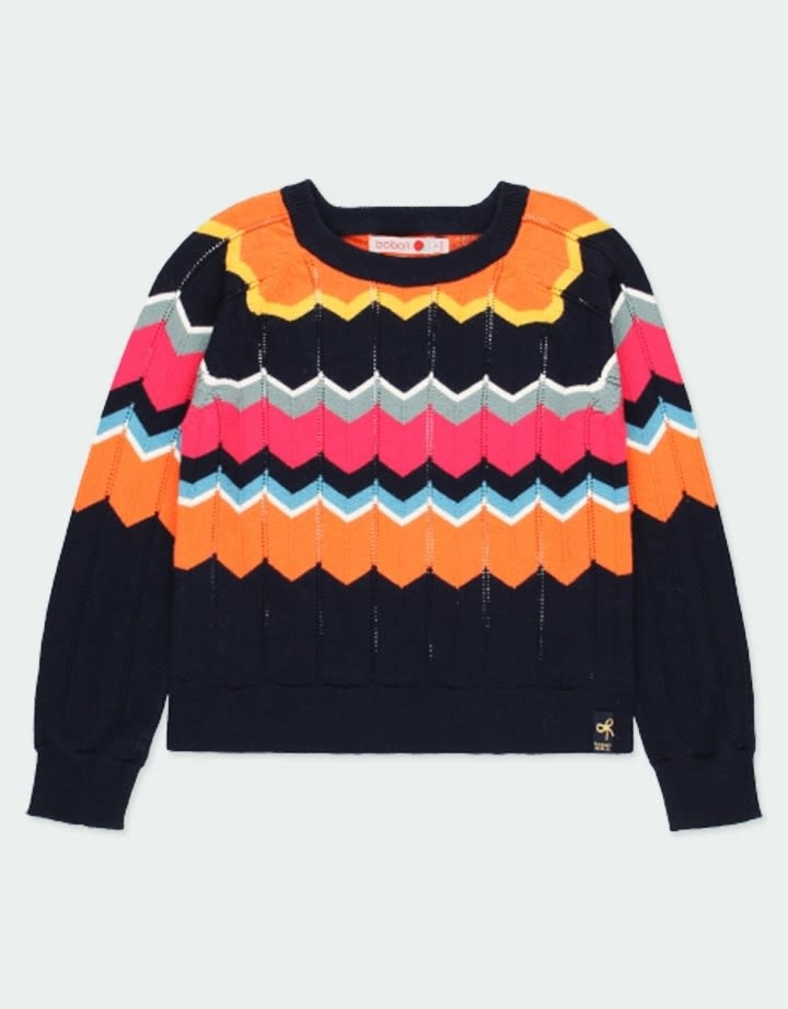 Boboli Sweater, Friezes