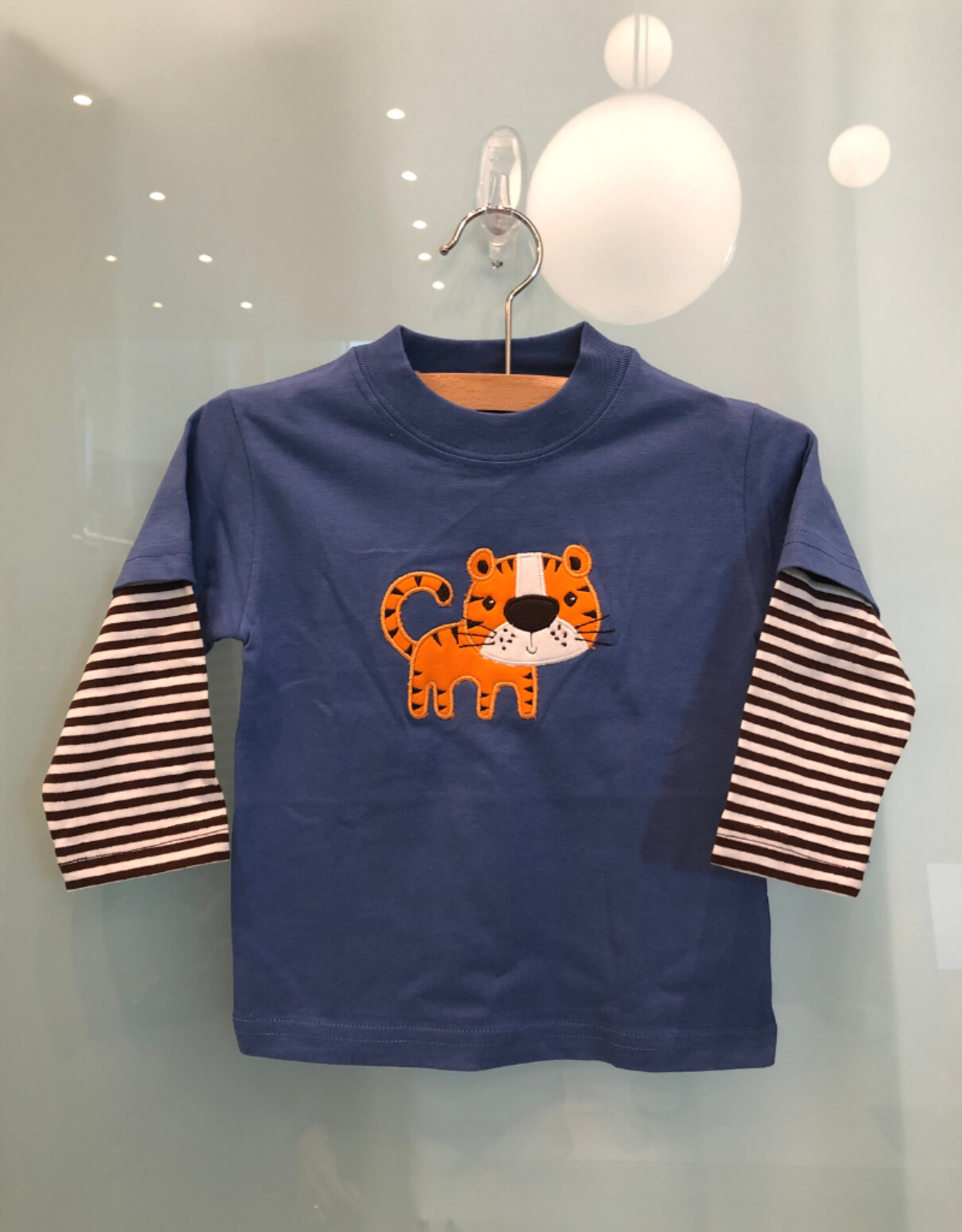 Luigi Long Sleeve Tiger Cub Shirt
