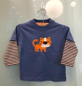 Luigi Long Sleeve Tiger Cub Shirt
