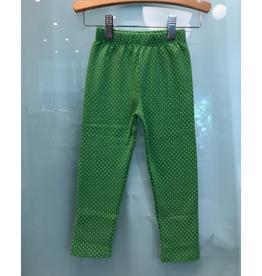 Luigi Dotted Green Leggings