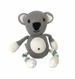 Finn + Emma Rattle Buddy Sawyer - Koala