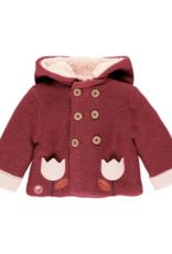 Boboli Hooded Jacket- Tulip Pockets