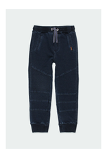 Boboli Fleece Denim Pants