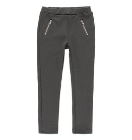 Boboli Pants w/ Zippers - Dark Grey