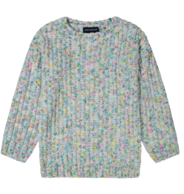 Andy & Evan Andy & Evan Marled Sweater, Multi