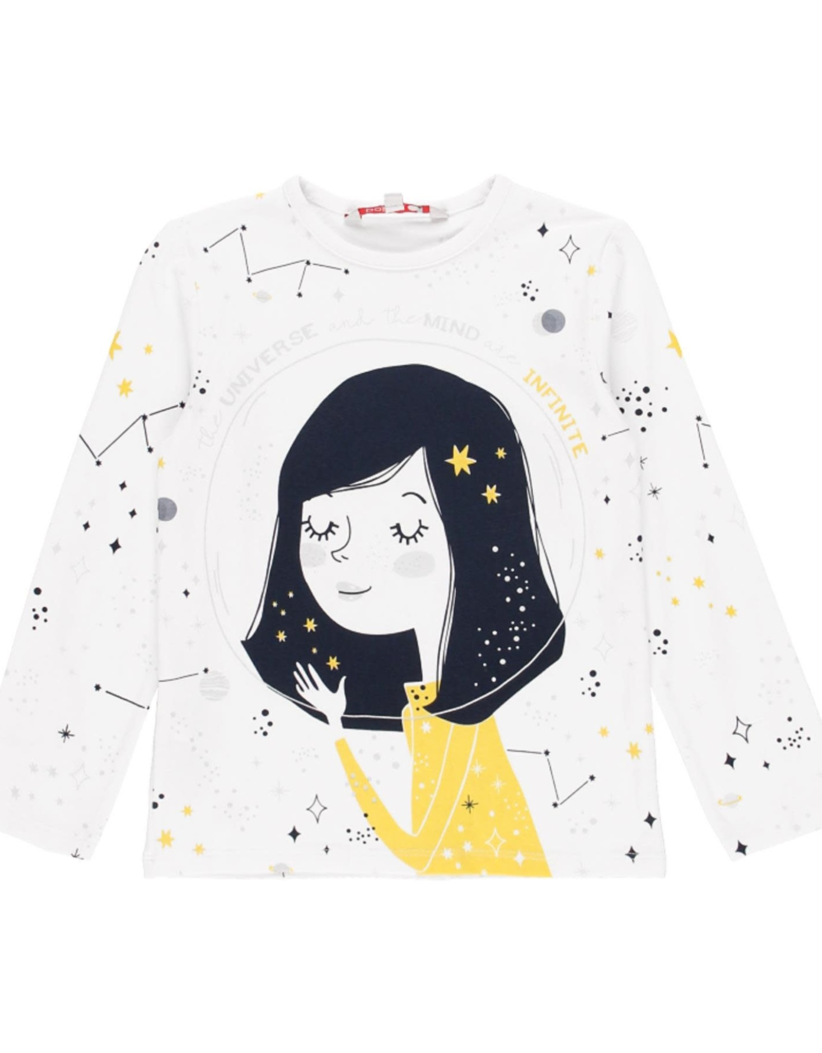 Boboli LS Shirt and Leggings - The Universe and the Mind..