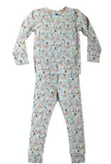 Bird & Bean Forest Friends Pajamas