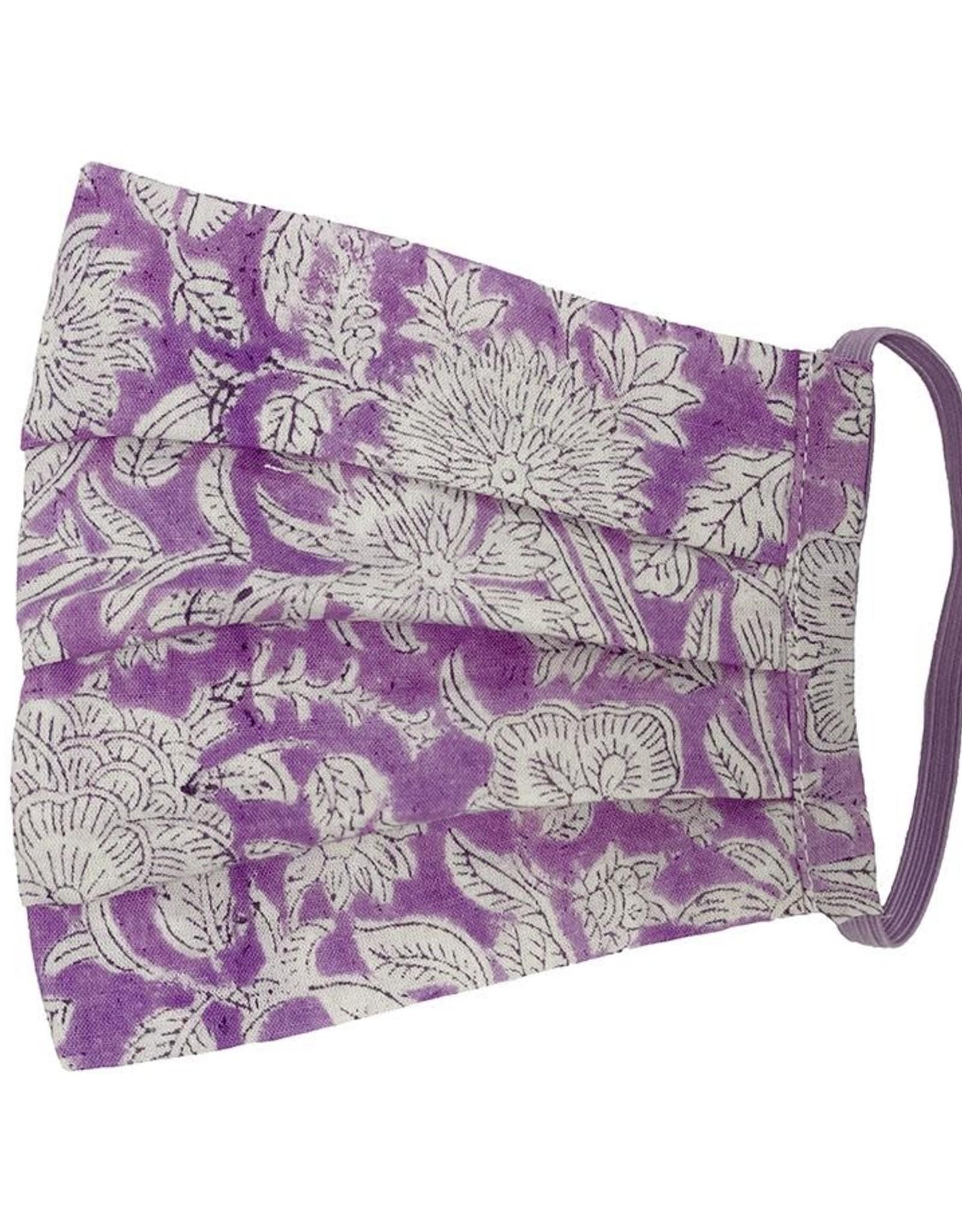 Everbloom Lavender Mask - Medium
