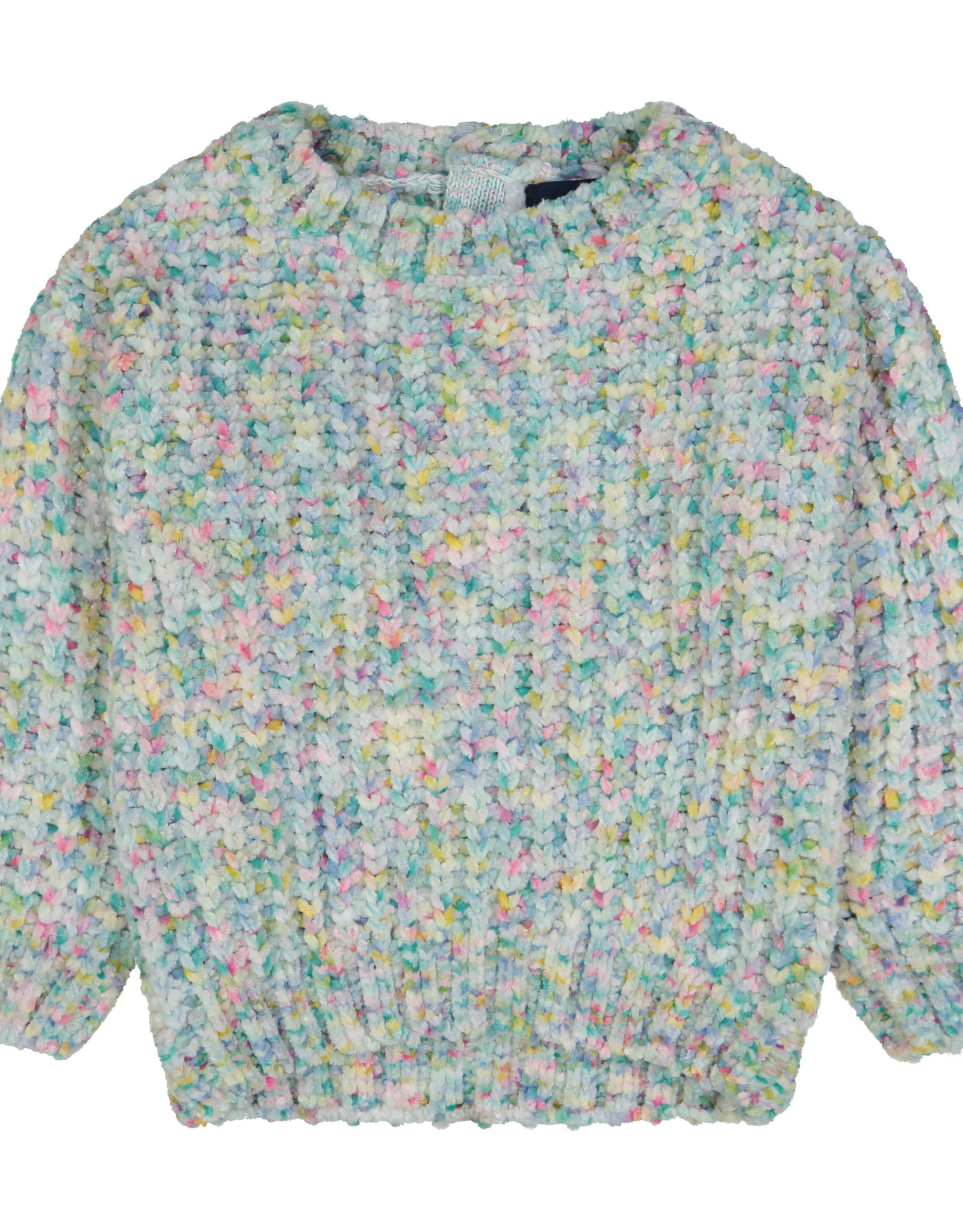 Andy & Evan Andy & Evan Marled Sweater, Multicolor