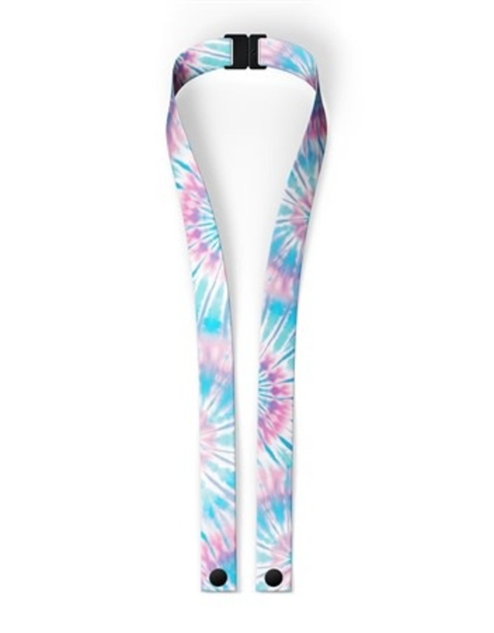 Top Trenz Ice Tie Dye  Lanyard