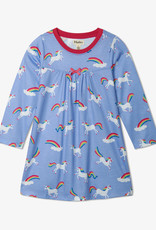 Hatley Rainbow Unicorns Long Sleeve Nightdress