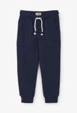 Hatley Navy Slim Fit Joggers