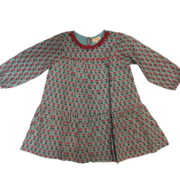 Almirah Amei Dress, Teal