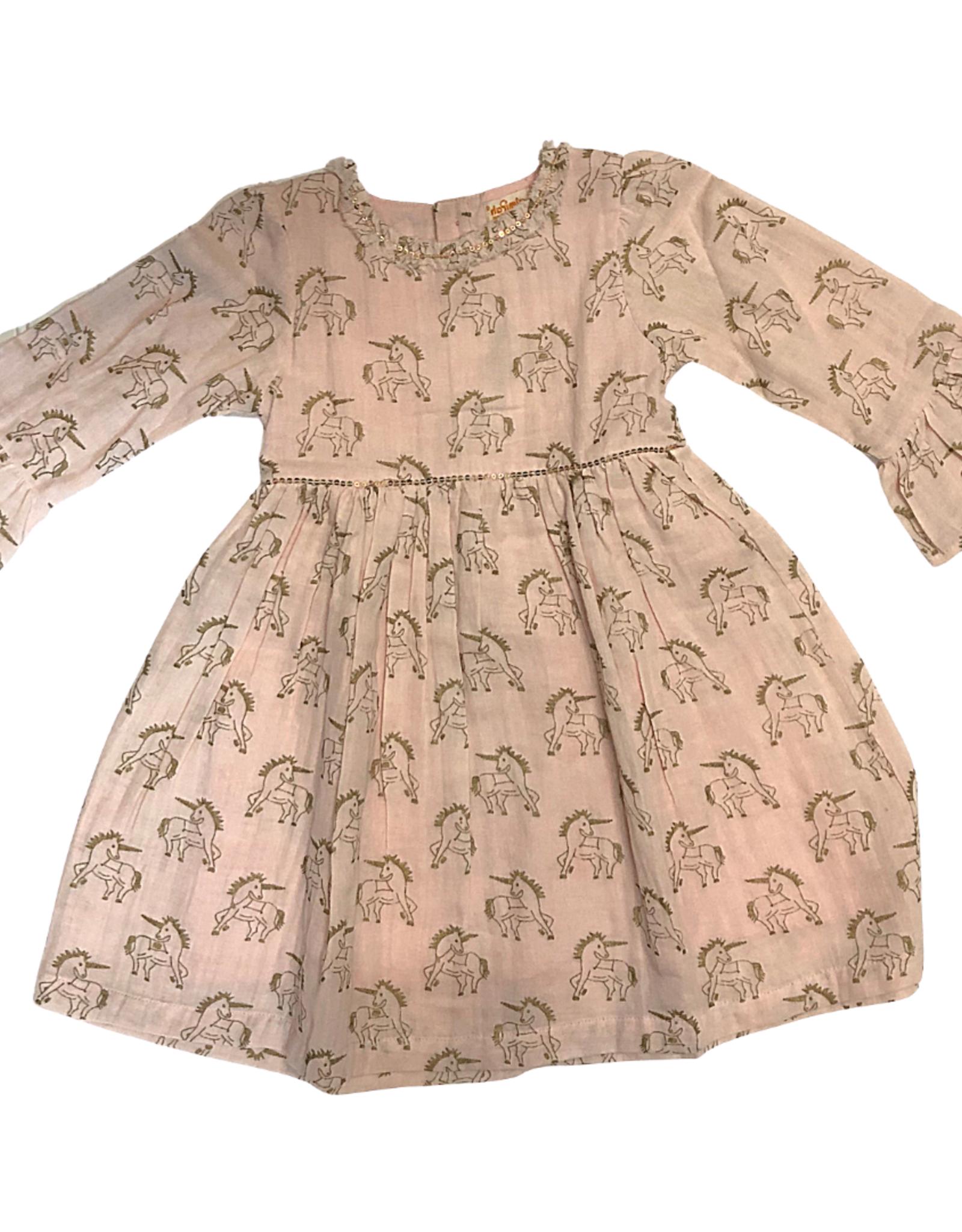 Almirah Almirah Gia Dress, Unicorn