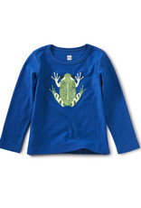 Tea Cloud Forest Frog Graphic Tee