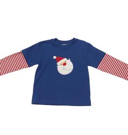 Luigi Long Sleeve Santa Shirt
