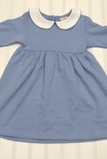 Luigi Carolina Blue Dress