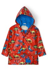 Hatley Painted Dinos Colour Changing Raincoat
