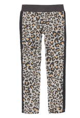 Boboli Leggings, Leopard Print