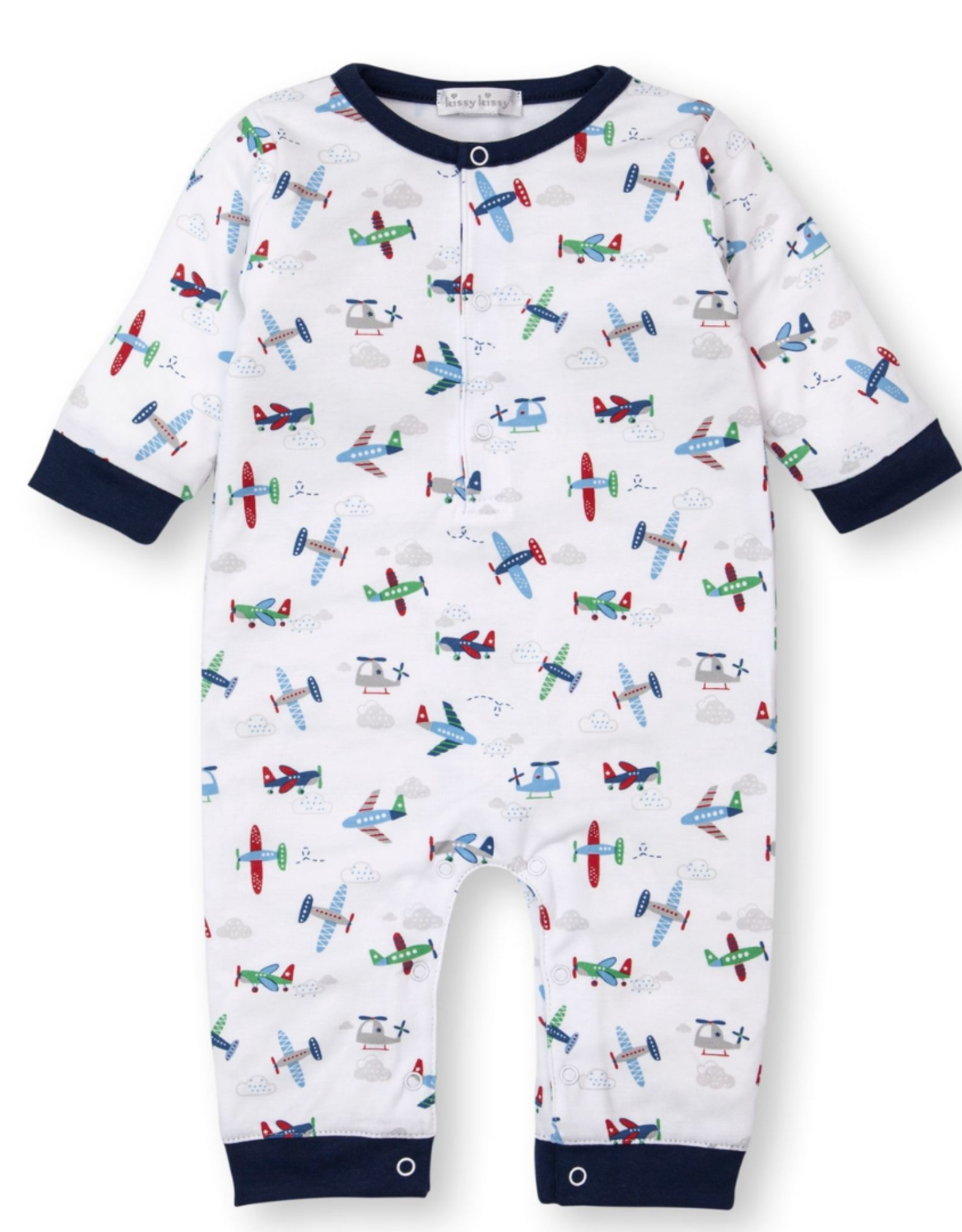 Kissy Kissy Awesome Airplane Playsuit