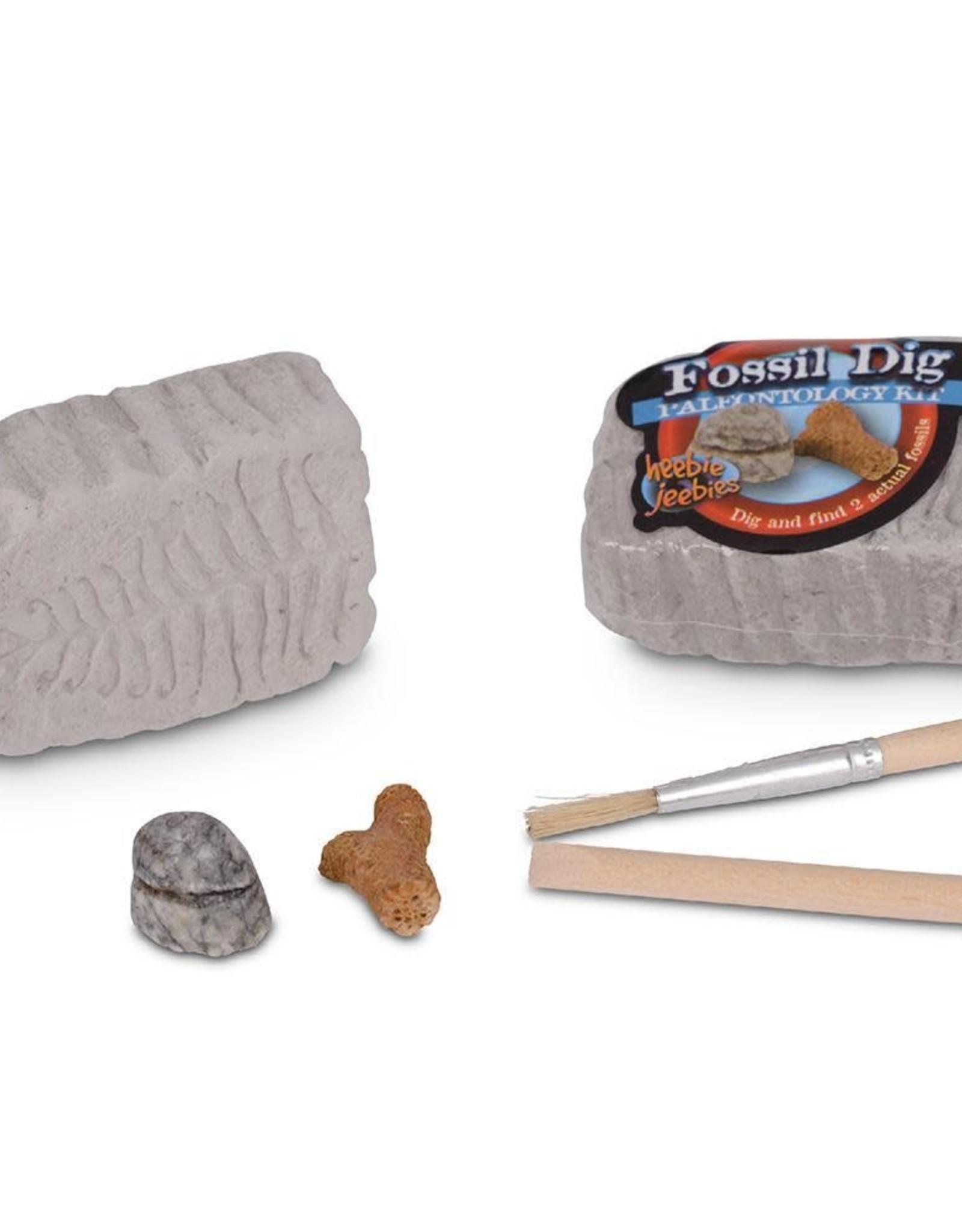 Heebie Jeebies Heebie Jeebies Fossil Dig