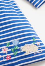 Jojo Maman Bebe Mouse Applique Dress