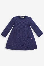 Jojo Maman Bebe Fuchsia Dot Dress