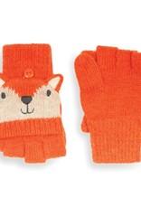 Jojo Fox Gloves, Rust