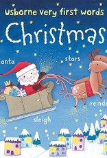 Usborne Very First Words - Christmas