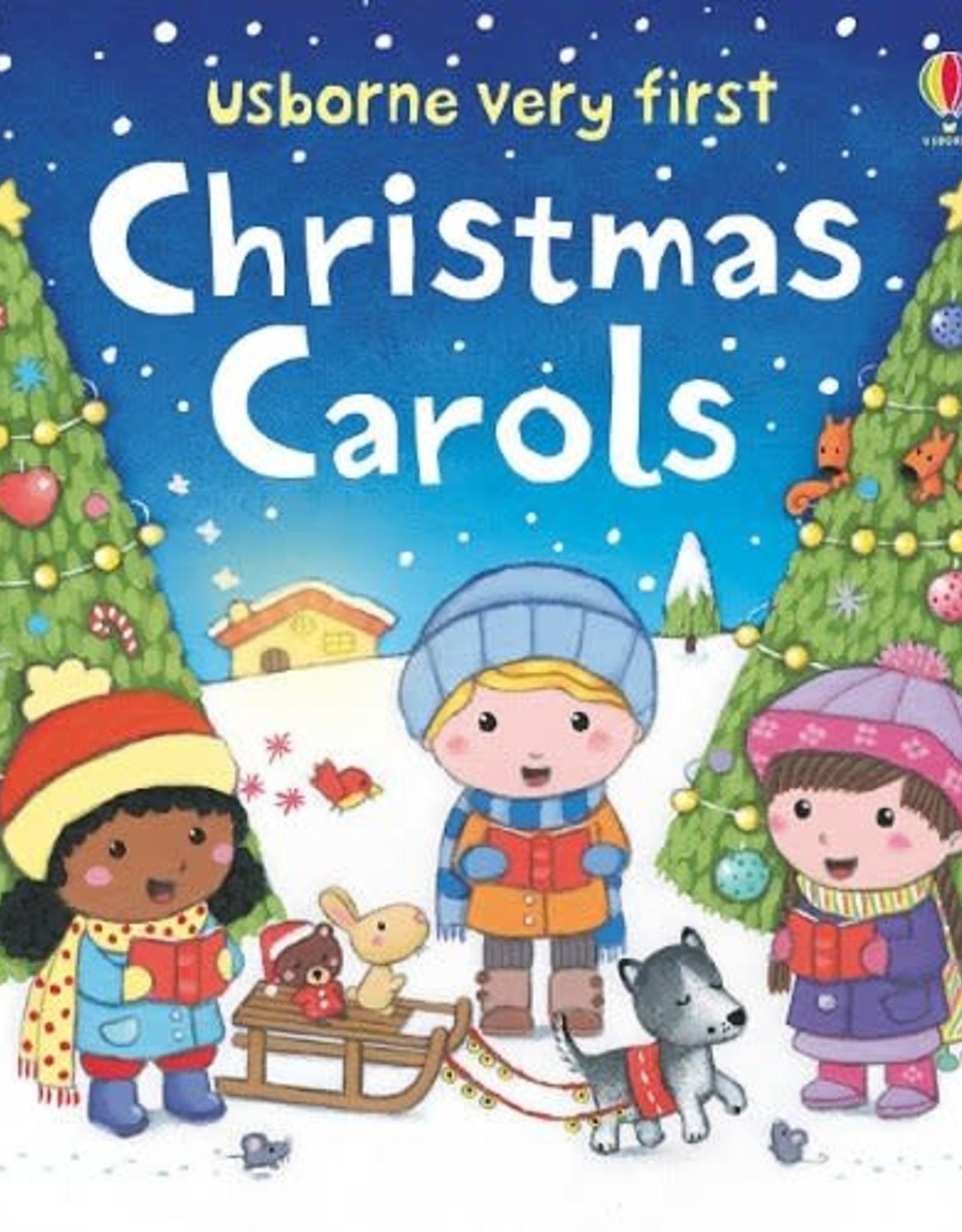 Usborne Very First Christmas Carols