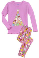 Sara's Prints Christmas Cookies Pajamas
