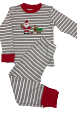 Squiggles Santa Loungewear, 2 pc