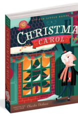 Lit for Little Hands: A Christmas Carol adapted by Brooke Jordenby