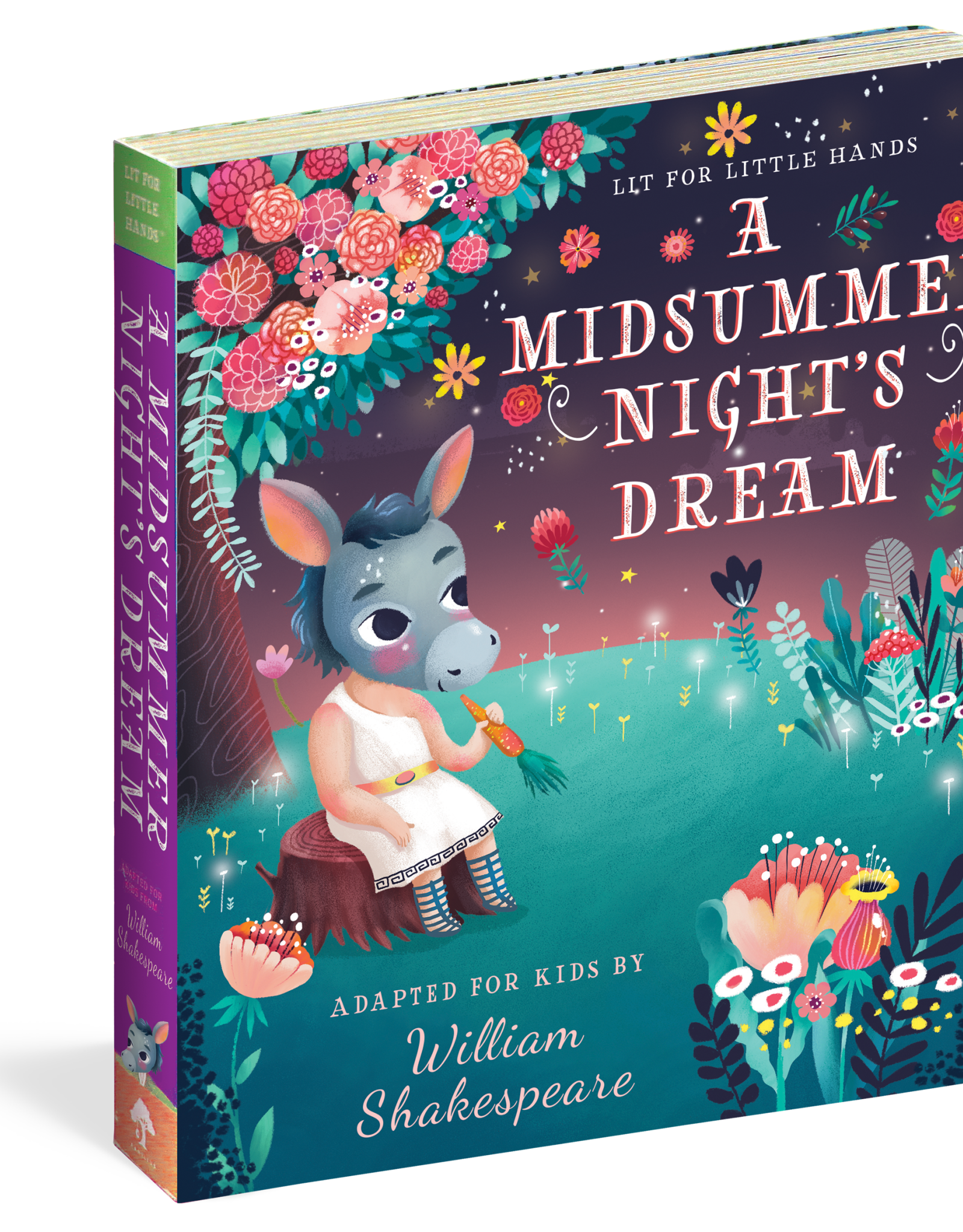Lit for Little Hands: A Midsummer Night's Dream adapted by Brooke Jordenby