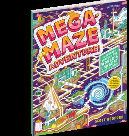 Mega-Maze Adventure!