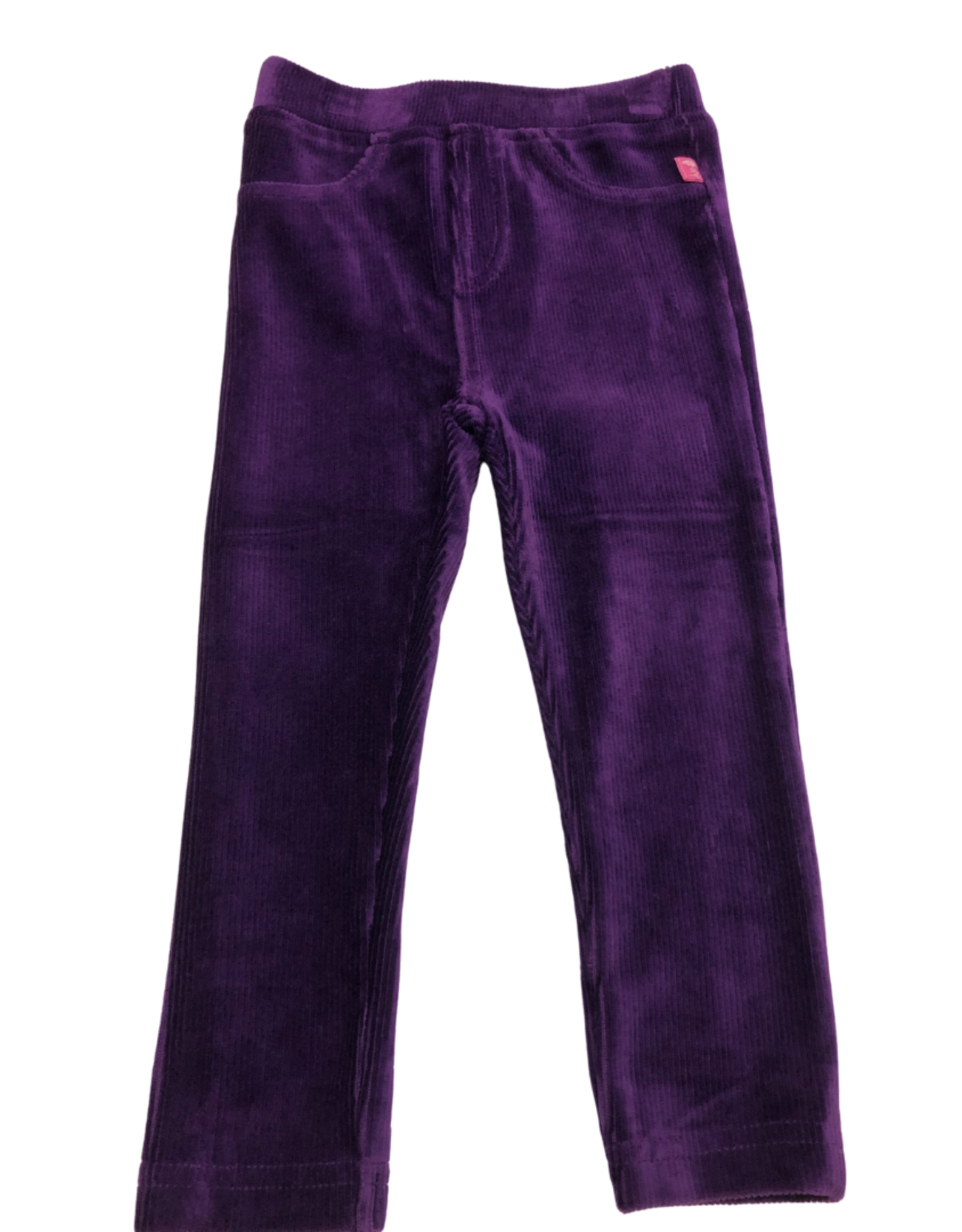 Jojo Jersey Cord Jeggings, Purple