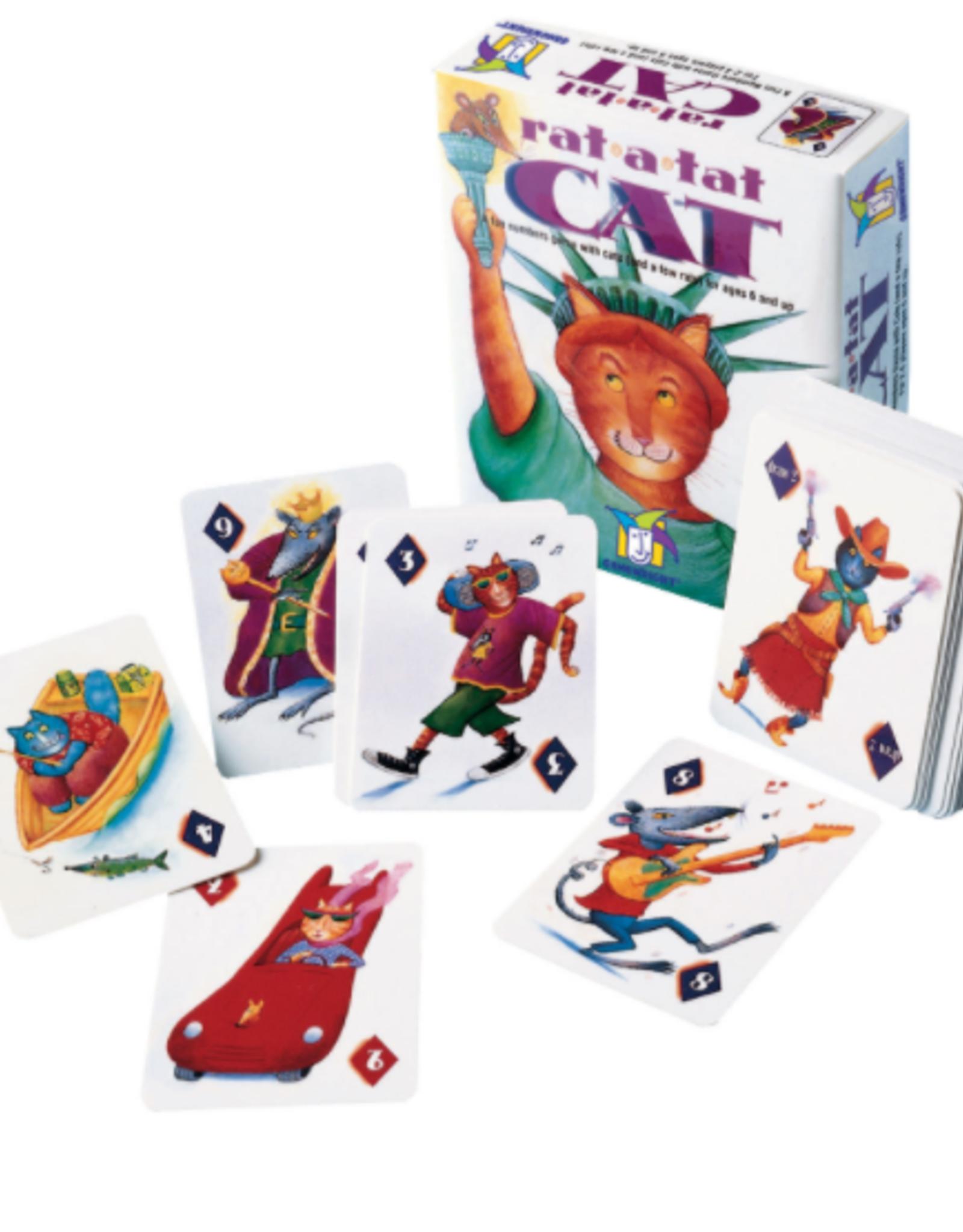 Gamewright Rat-a-Tat-Cat