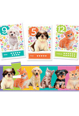 Peaceable Kingdom Puppies & Kitties Match Up Game