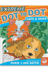 Mindware Extreme Dot to Dot, Cats & Dogs