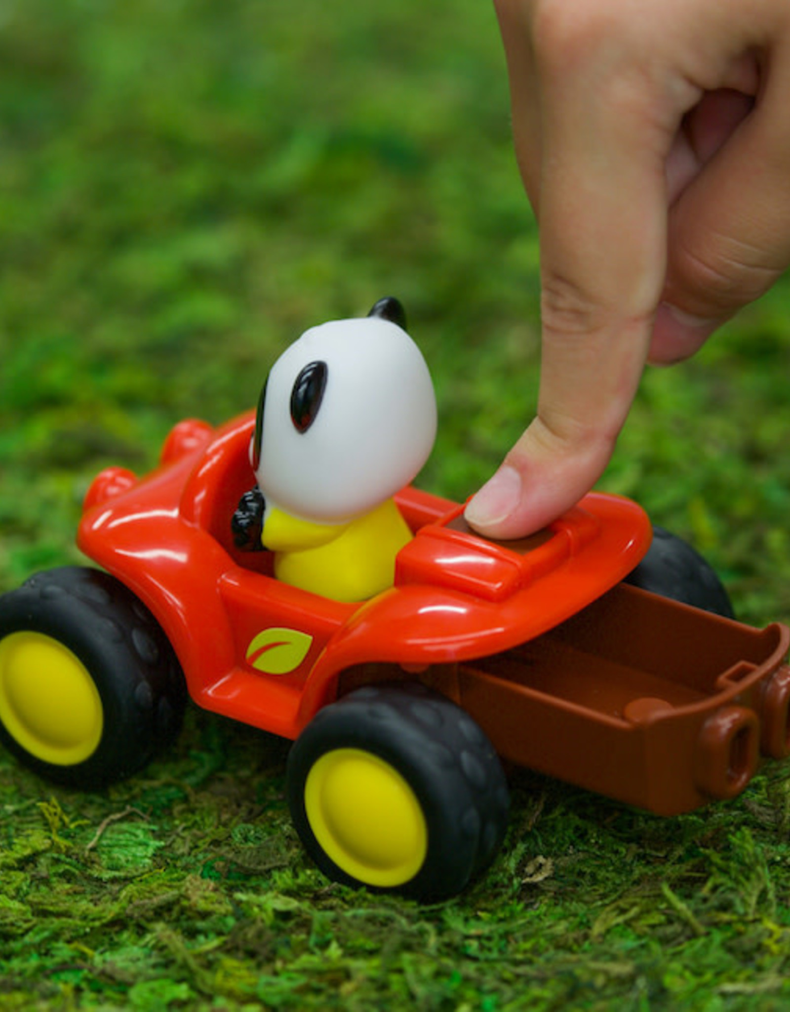 Fat Brain Toy Timber Tots Quad ATV