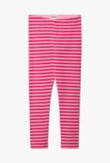 Hatley Fuchsia Stripe Leggings