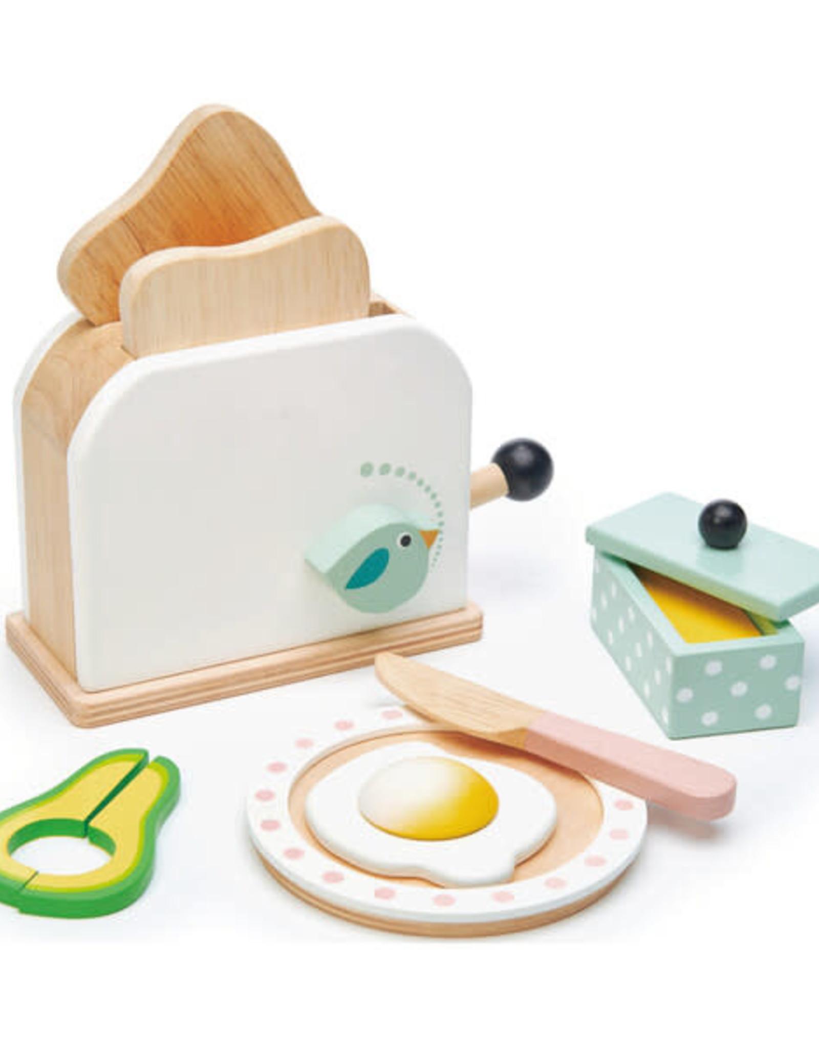 Tender Leaf Mini Chef Breakfast Toaster Set