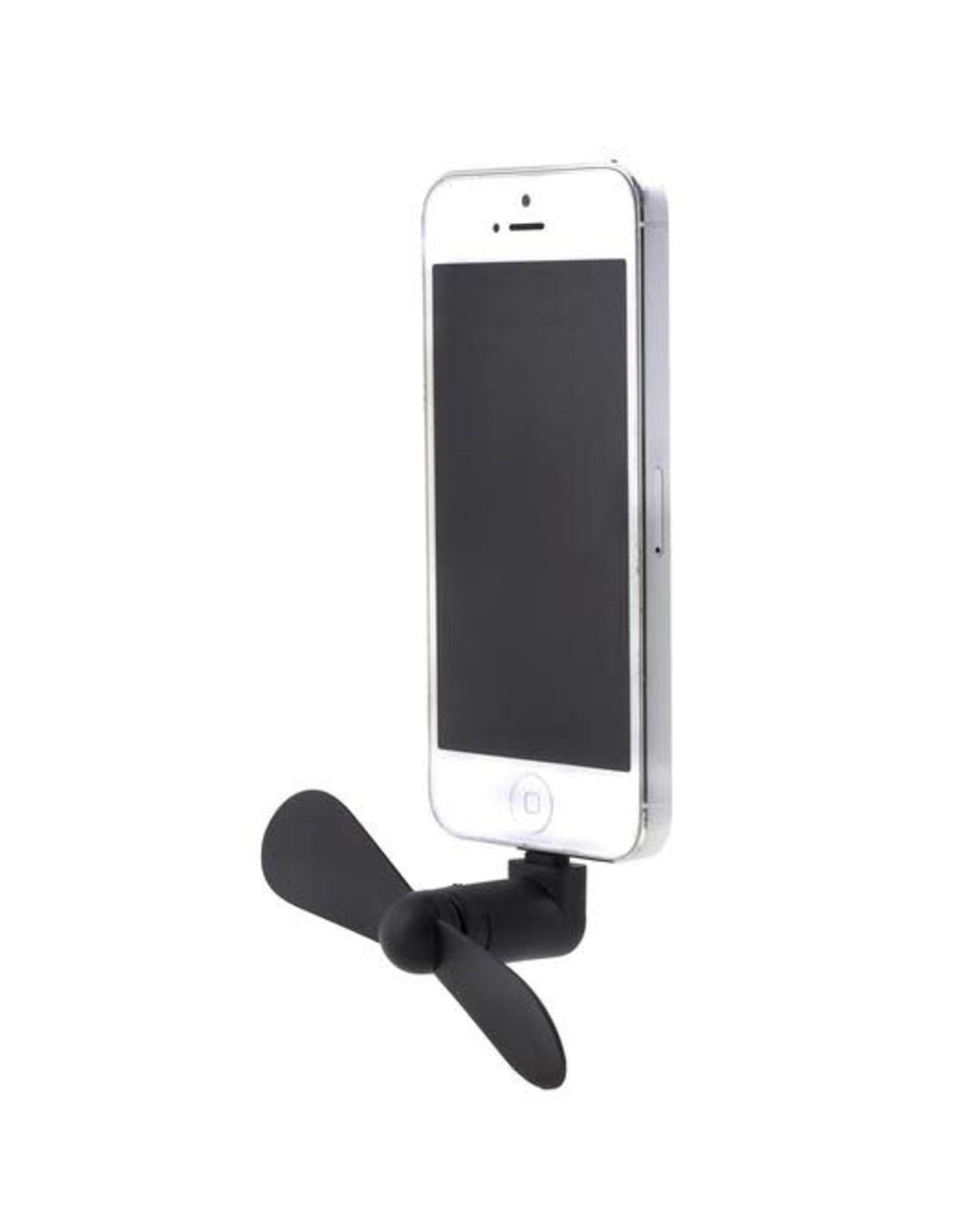 Kikkerland iPhone Fan