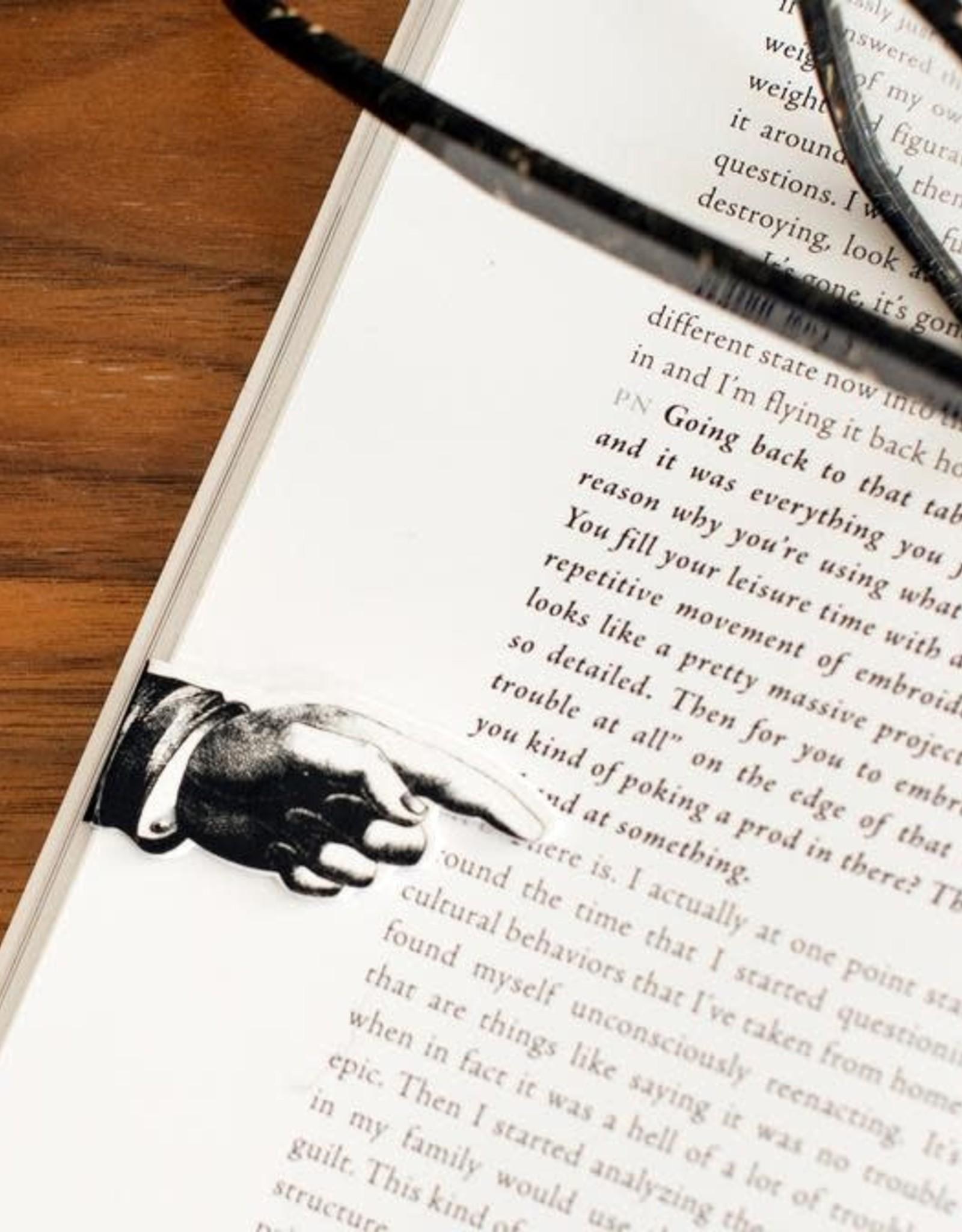 Kikkerland Magnetic Pointing Bookmark