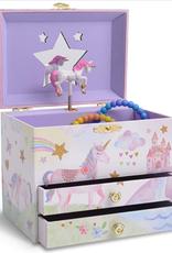 Jewelkeeper Musical Jewelry Box Party Unicorn 2